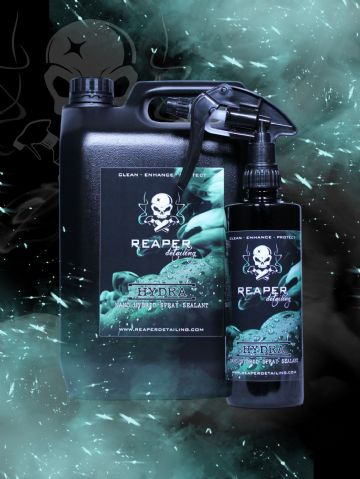 HYDRA - Nano Hybrid Spray Sealant
